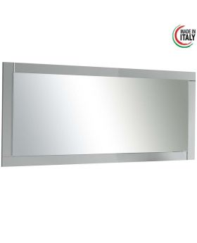 Spiegel Modena Hoogglans Wit
