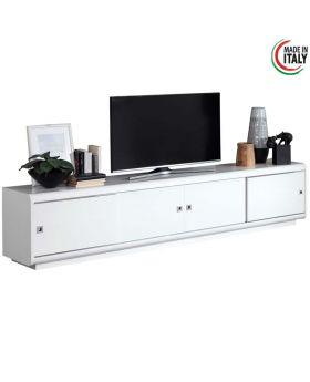 Tv-meubel Luna Hoogglans Wit goedkoop kopen bij sofasupply.nl