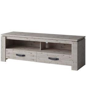 Tv-meubel Reims Grijs eiken goedkoop