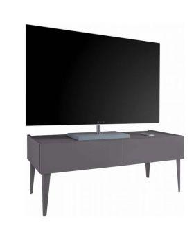Tv-meubel Mobili Rex 2L Mat Grijs