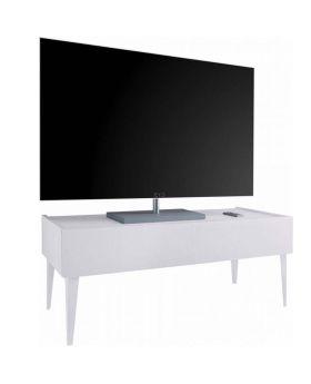 Tv-meubel Mobili Rex 2L Mat wit