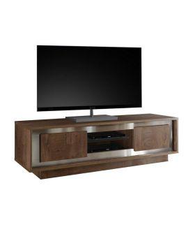 Tv-meubel Mobili Sky Eiken Donker