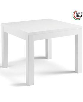 Vierkante Eettafel Hoogglans Wit.Hoogglans Eettafels Hoogglans Eettafel Online Kopen