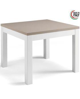 Witte Vierkante Eettafel.Hoogglans Eettafels Hoogglans Eettafel Online Kopen