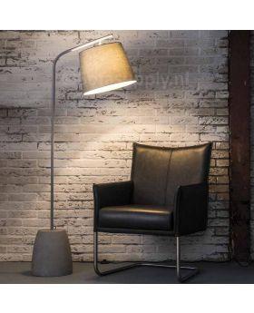 Vloerlamp Ilumen Concrete Grijs